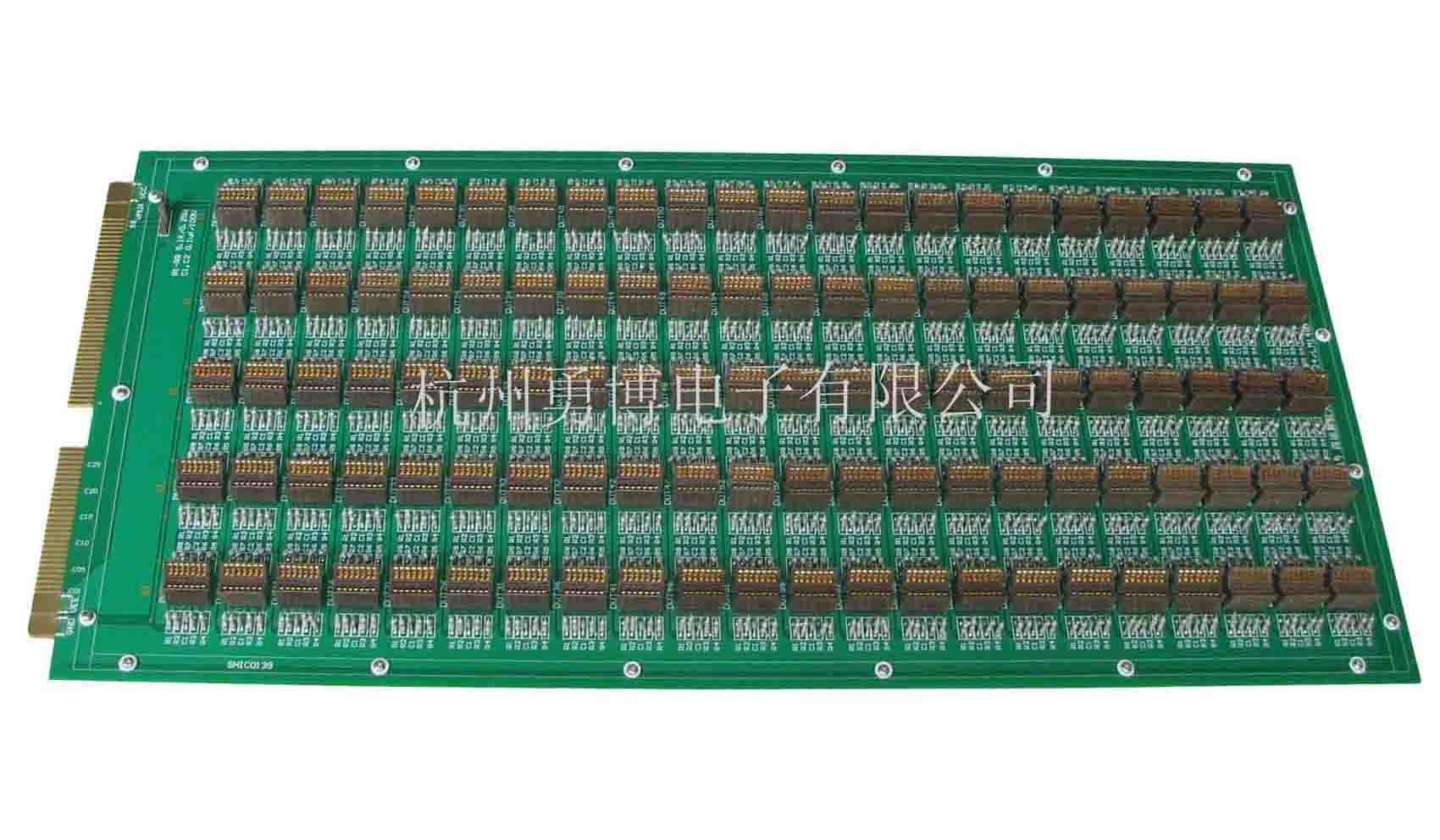 集成电路高温动态老化板2(配套国产设备)